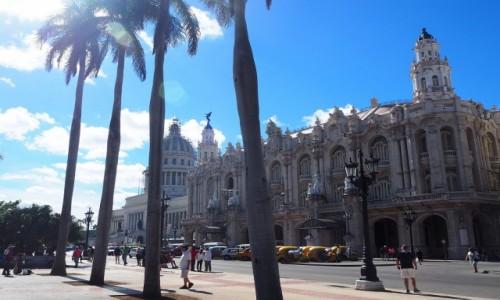 Zdjecie KUBA / płn. Kuba / Hawana / Ładniejsza Hawana