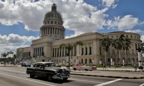Zdjęcie KUBA / La Habana / Capitolio / La Habana