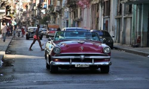 KUBA / La Habana / Centro Habana / Oldtimer