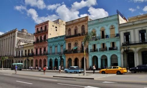 Zdjęcie KUBA / La Habana / Paseo del Prado / La Habana