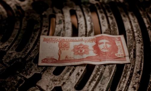 Zdjecie KUBA / Kuba / Kuba / Che Guevara na banknocie