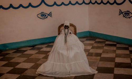 Zdjecie KUBA / Trinidad / Trinidad / Świątynia bogini Yemaya