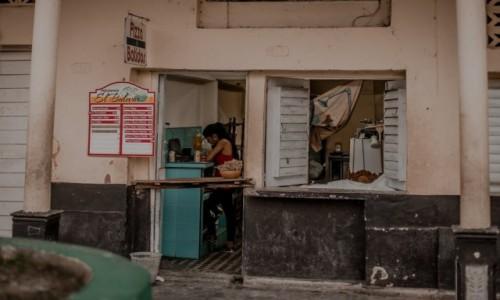 Zdjecie KUBA / Kuba / Kuba / Kubańskie okienko