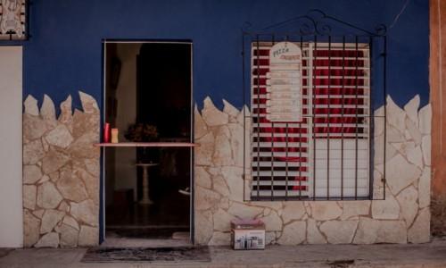 Zdjecie KUBA / Kuba / Kuba / Kolejne kubańskie okienko