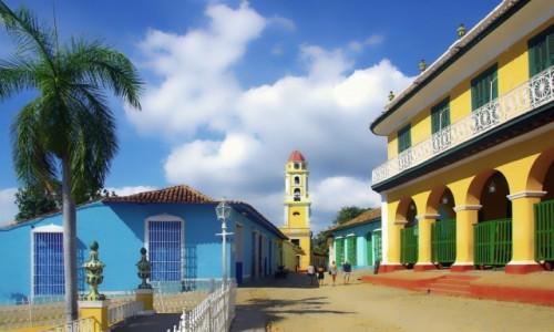Zdjecie KUBA / Trinidad / Trinidad / Trinidad