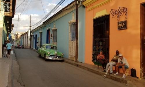 Zdjęcie KUBA / Pd-wsch / Santiago de Cuba / Uliczki Santiago