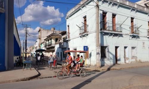 Zdjęcie KUBA / środkowy-wschód / Camagüey / Transport