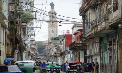 Zdjęcie KUBA / Hawana / Centro Habana / Nieturystycznie