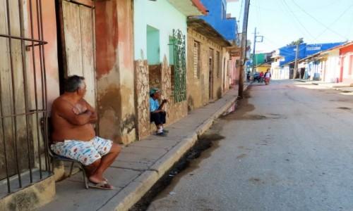 Zdjecie KUBA / Sancti Spíritus / Trynidad / Codzienność