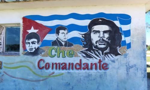 Zdjęcie KUBA / Matanzas / Playa Giron / Pamięć wiecznie żywa
