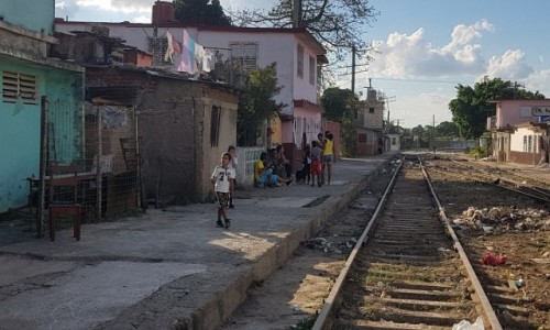 Zdjęcie KUBA / środkowy wschód / Camagüey / Samo życie