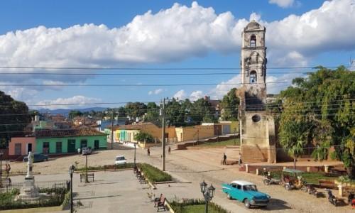 Zdjecie KUBA / Sancti Spiritus / Trinidad / Bez retuszu