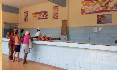 Zdjecie KUBA / południowy-wschód / Santiago de Cuba / Mięsny - komercyjny