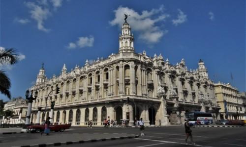 KUBA / Stolica / La Habana / La Habana, teatr