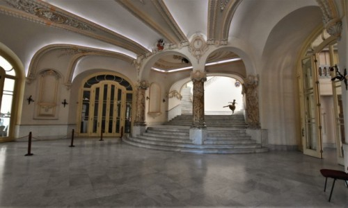 Zdjecie KUBA / Stolica / La Habana / La Habana, teatr