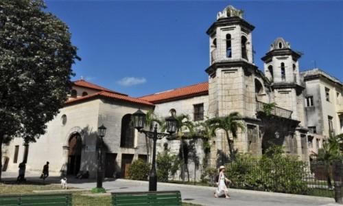 KUBA / Stolica / La Habana / La Habana kościoły