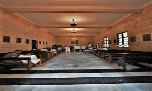 Zdjecie KUBA / Stolica / La Habana / La Habana katedra, chrzest