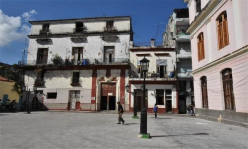 KUBA / Stolica / La Habana / La Habana zakamarki