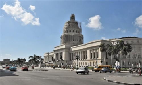KUBA / Stolica / La Habana / La Habana kapitol