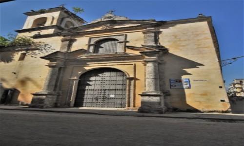 Zdjecie KUBA / Stolica / La Habana / La Habana kościoły