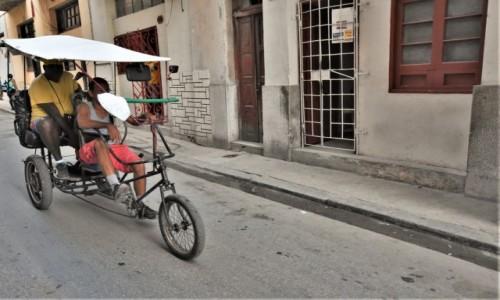 Zdjecie KUBA / Stolica / La Habana / La Habana taxi