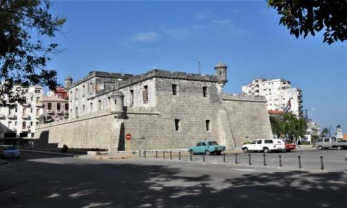 Zdjecie KUBA / Stolica / La Habana / La Habana fortyfikacje