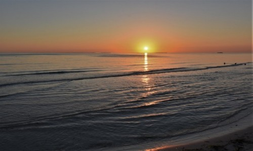 Zdjęcie KUBA / Półwysep Varadero / Fiesta Americana Punta Varadero / Varadero, wschód słońca
