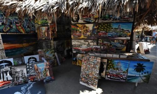 Zdjęcie KUBA / Półwysep Varadero / Varadero / Półwysep Varadero, miasto, pamiątki