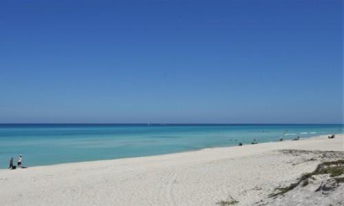 Zdjęcie KUBA / Półwysep Varadero / Varadero / Półwysep Varadero, plaża