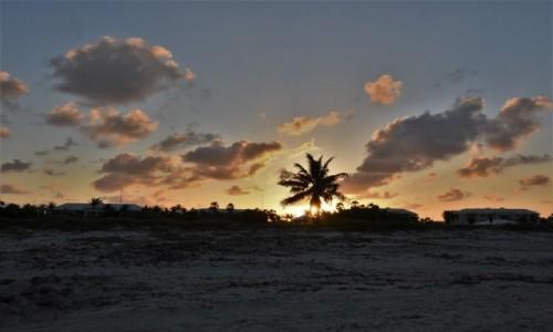 Zdjęcie KUBA / Półwysep Varadero / Fiesta Americana Punta Varadero / Półwysep Varadero, plaża, zachód słońca