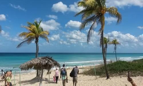 Zdjecie KUBA / Hawana / Hawana / Playa Este
