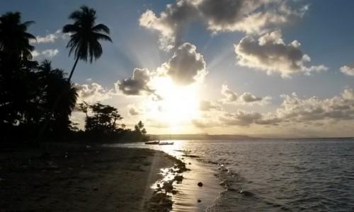 Zdjecie KUBA / Baracoa / Baracoa / Baracoa plaża