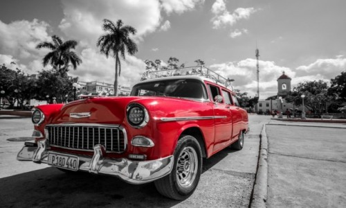 Zdjecie KUBA / - / Trinidad / Trinidad