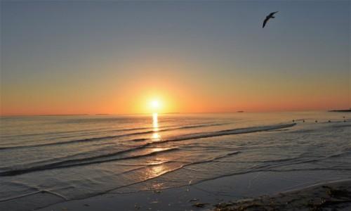 Zdjecie KUBA / Prowincja Matanzas / Varadero / Varadero, wschód Słońca