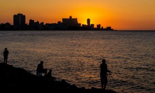 Zdjecie KUBA / Havana / Malecon / Z okazji 501-lecia Havany