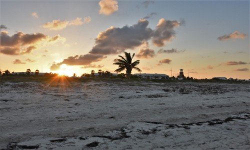 KUBA / Varadero / Varadero / Varadero, zachód Słońca