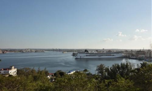 Zdjecie KUBA / Stolica / Hawana / Hawana, port