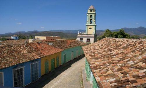 Zdjecie KUBA / brak / Trynidad / Kubańskie klima