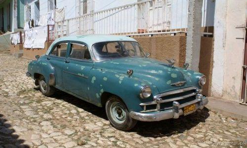 Zdjecie KUBA / brak / Trynidad / Kuba�skie klima