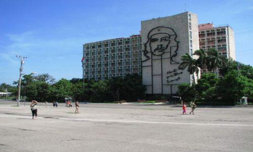 Zdjecie KUBA / kuba / Hawana / plac rewolucji