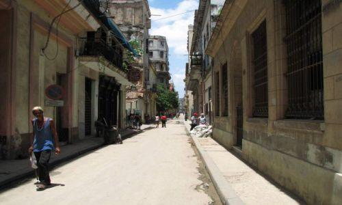 Zdjecie KUBA / kuba / Hawana / Stara Havana
