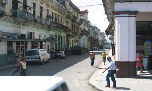 Zdjecie KUBA / Hawana / Kuba / Stare miasto