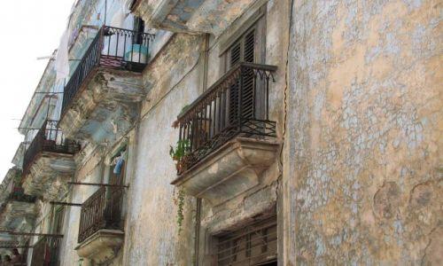 Zdjecie KUBA / Hawana / Kuba / architektura