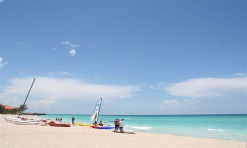 Zdjecie KUBA / Varadero / hotel / plaża w Varadero