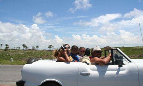Zdjecie KUBA / Kuba / Kuba / w drodze