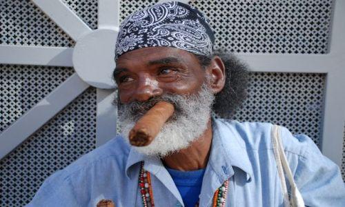 Zdjecie KUBA / Kuba / Kuba / Twarze Kuby