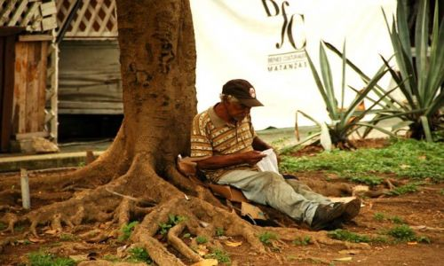 Zdjęcie KUBA / brak / Varadero / Kuba - ludzie