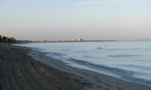 Zdjecie KUBA / Varadero / plaża / Darty Dancing 2