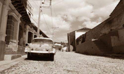 Zdjecie KUBA / Trynidad / Trynidad / Kolonialny klej