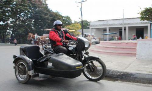 Zdjecie KUBA / Trynidad / Trynidad / Radzieckie wynalazki